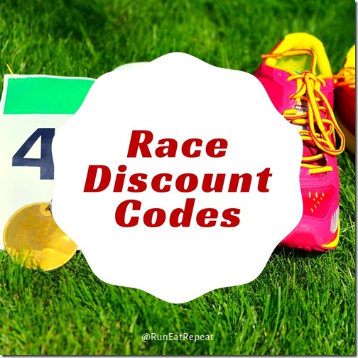 Race Discount Codes coupon codes half marathon 10k 5k