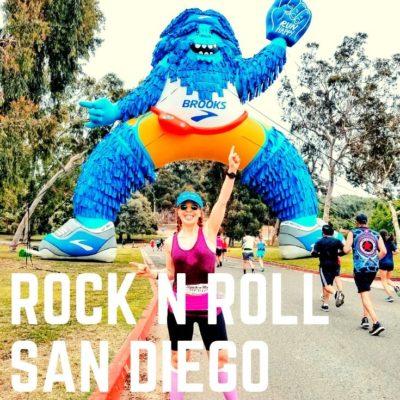 Rock n Roll San Diego Half Marathon 13 Highlights from the race!