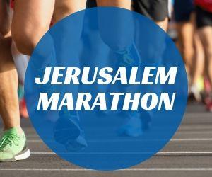 Jerusalem Marathon Recap