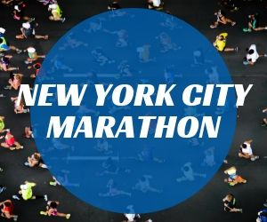 New York City Marathon Recap button