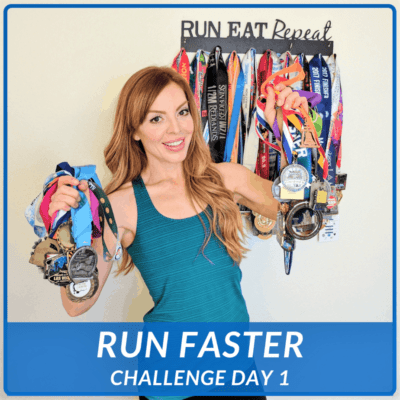 How to Run Faster with A B and C Goals – Run Faster Challenge Day 1