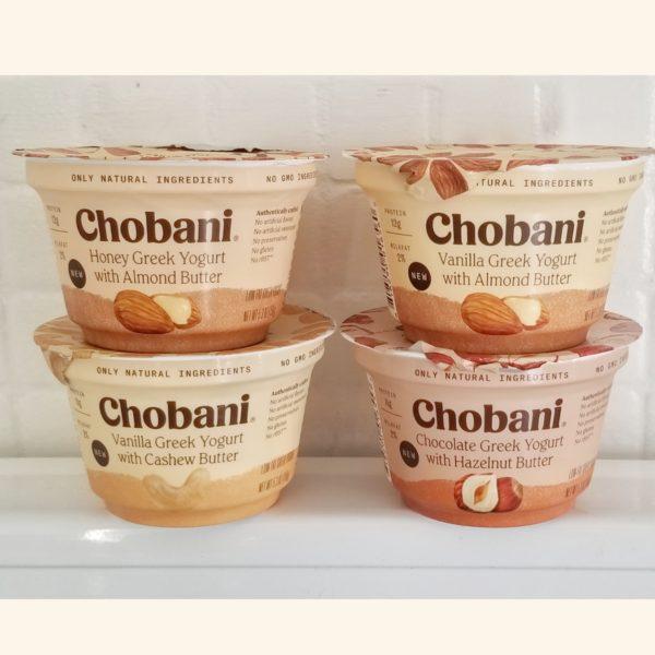 New Chobani Yogurt With Almond Butter Cashew Butter Run Eat Repeat