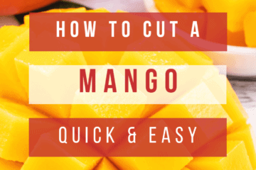 How To Cut A Mango video quick and easy