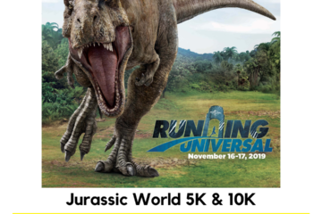 Running Universal Jurassic 5K 10K Discount Code