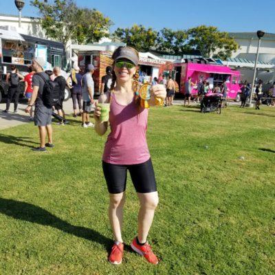 Lace Up Irvine Half Marathon