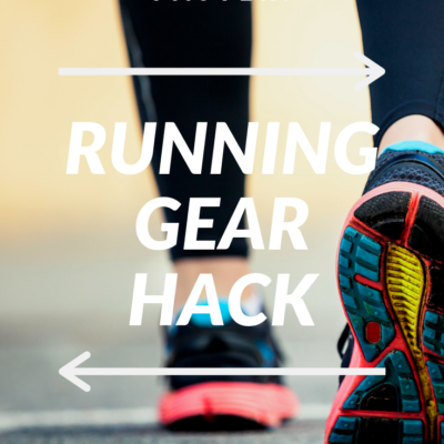 Running Gear Hack – Grab & Go Clothes Tip