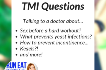 TMI Questions with Dr. Nita Landry - Podcast 117