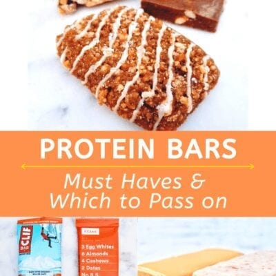The Best Fall Protein Bars Review