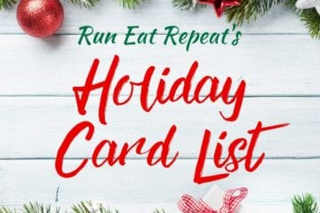 3 Questions and Holiday Card List