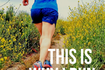 This is why I Run
