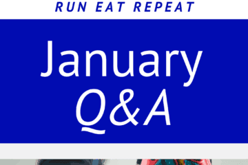 January Q&A from Instagram