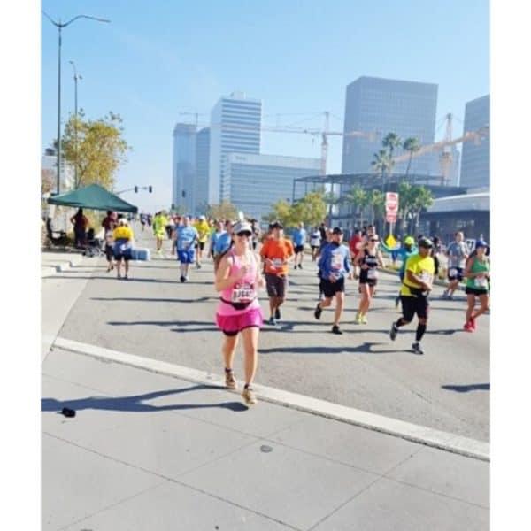 la marathon tips