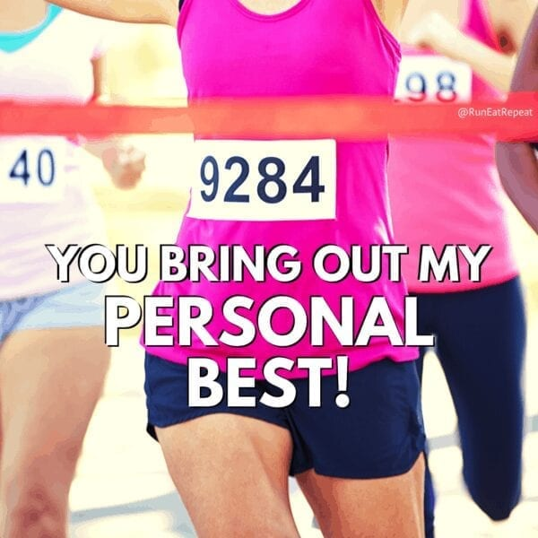 my personal best Valentine's Day meme for Runners @RunEatRepeat