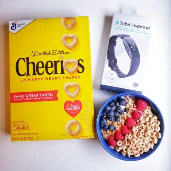 Heart Health Month giveaway fitness blog