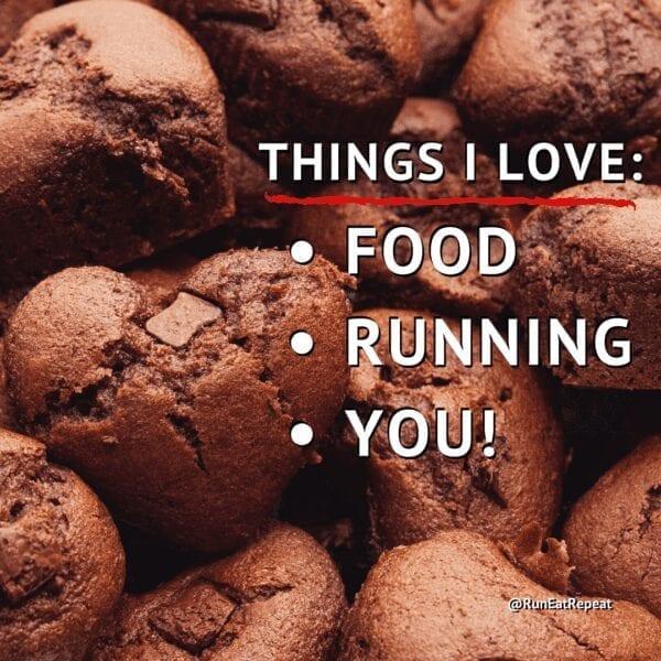 funny Valentines day meme food @RunEatRepeat