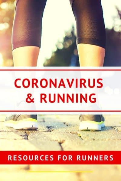 Coronavirus and running