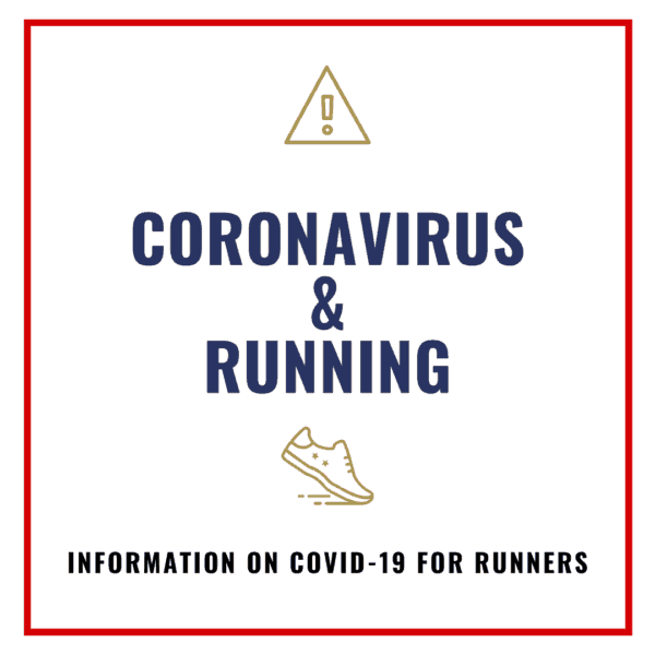 coronavirus and runners information tips marathon races