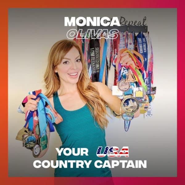 Running World Cup USA