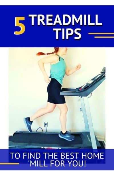 treadmill tips running podcast