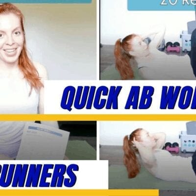 Ab Workout for Runners