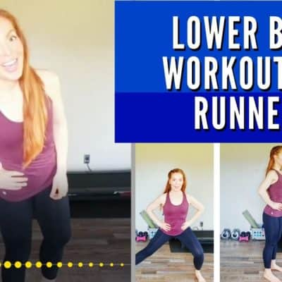 Lower Body Workout for Runners – quick how to