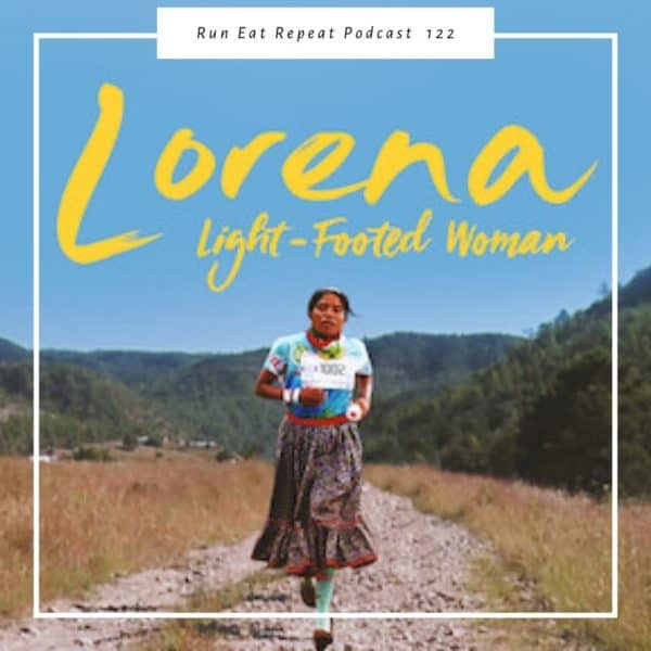 Lorena Light Footed Woman review Podcast