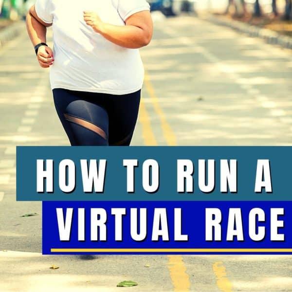 what's a virtual race how to run a virtual race