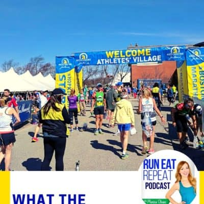 What the Boston Marathon Cancellation Means for Running – Podcast 125