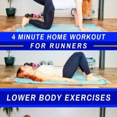 5 Lower Body Exercises for Runners