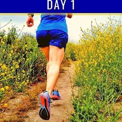 Marathon Training Day 1 – Video Diary?