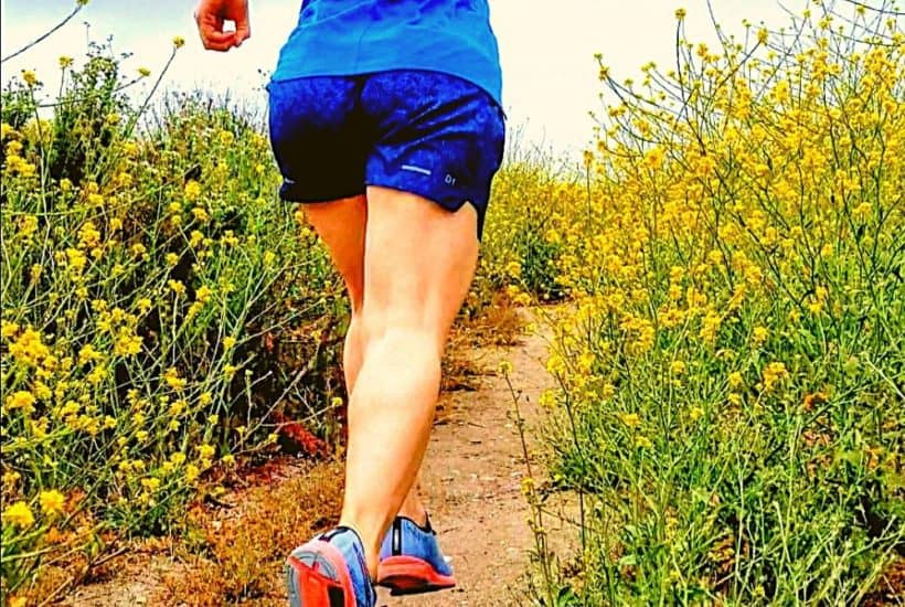 marathon training day 1