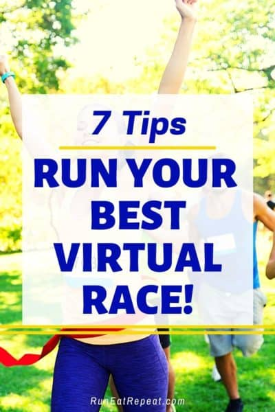 run your best virtual race RunEatRepeat Podcast