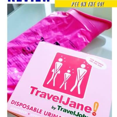 Travel Jane Review for Runners