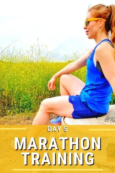 Marathon Training day 5