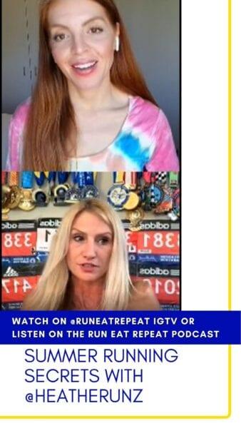 @RunEatRepeat @Heatherunz IGTV