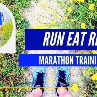 Marathon Training Check In – Day 3