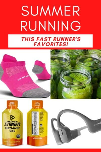 What to drink wear Summer Running Tips