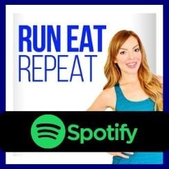 Run Eat Repeat Podcast Spotify