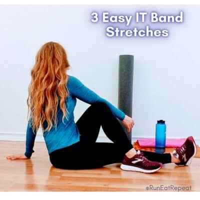 3 Easy IT Band Stretches