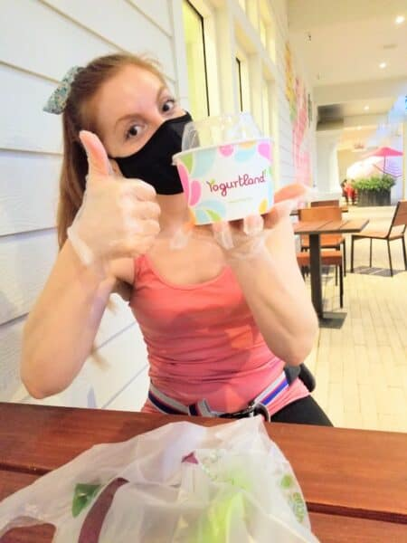 Orange County restaurants Frozen Yogurt