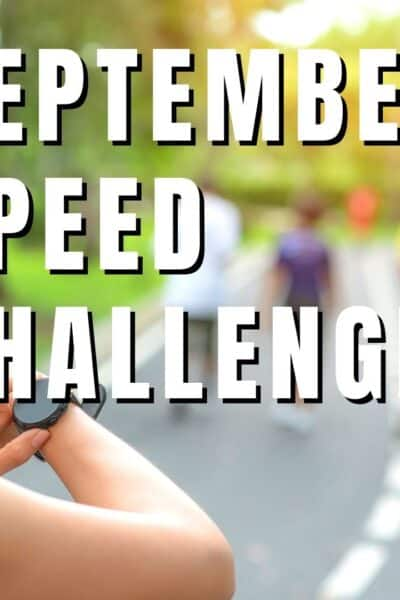how to run faster challenge