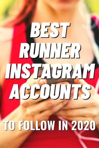 runners to follow on instagram