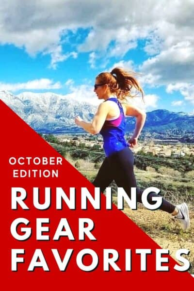 current favorite running gear