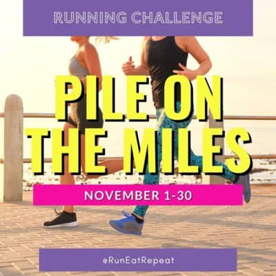 Pile on the Miles Running Challenge 2020