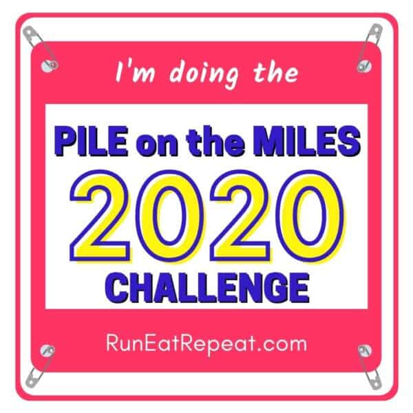 Pile on the Miles @RunEatRepeat - Pink