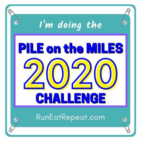 Pile on the Miles @RunEatRepeat - Teal