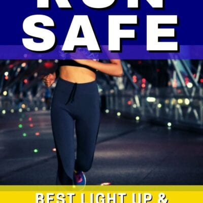 Best Gear to Run Safe at Night