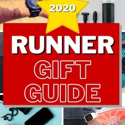 The Ultimate Runner Holiday Gift Guide 2020