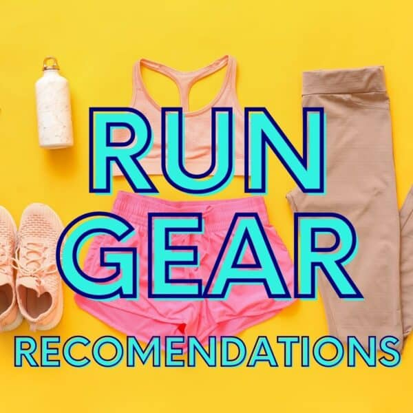 Running Gear Shop and Tips