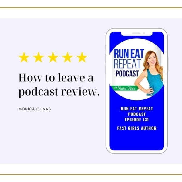 How to Review a Podcast Run Eat Repeat